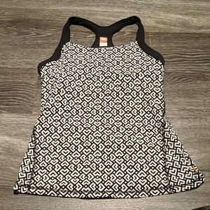 Lucy power tank top with built in support